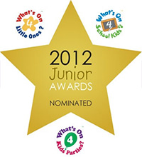 2012 juniors award