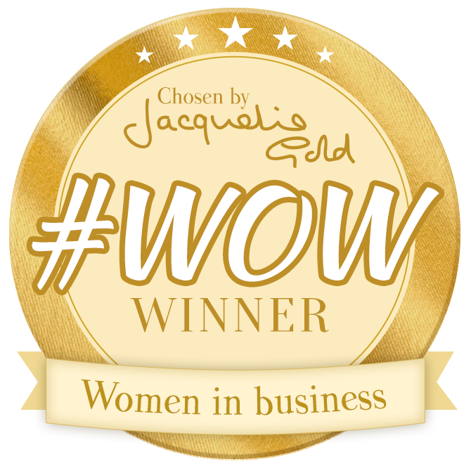 wow award logo